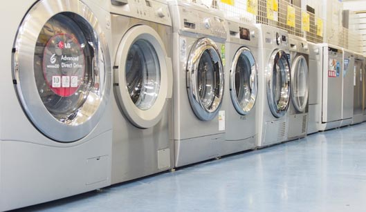 washing Machines Installations
